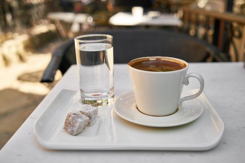 How to make strong coffee without a coffee maker, Turkish coffee