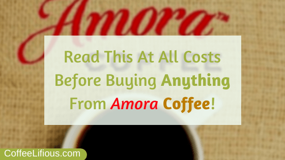 Amora coffee subscription