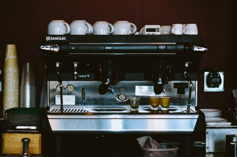 What is Mocha, espresso machine