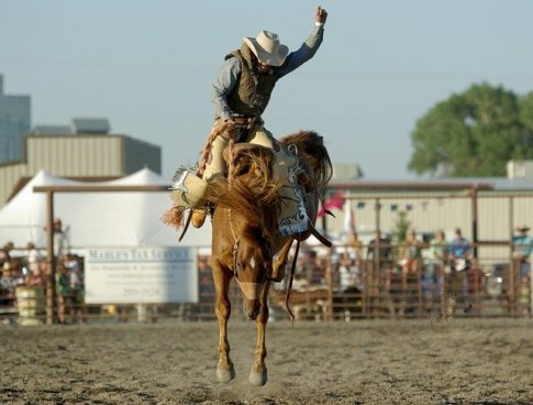How to make coffee without a filter, cowboy rodeo