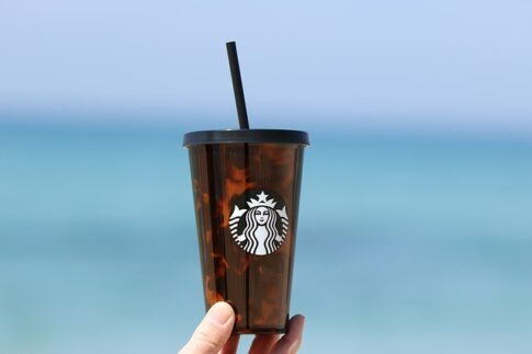 How to order iced coffee at Starbucks, a cup of Starbucks cold brew coffee