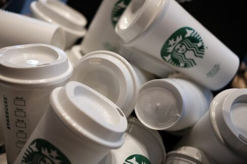 How to order iced coffee at Starbucks, different cup sizes