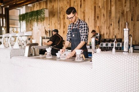 How much do coffee shop owners make, barista