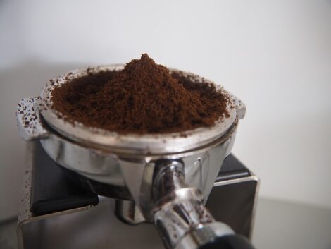 What to do with leftover coffee, ground coffee