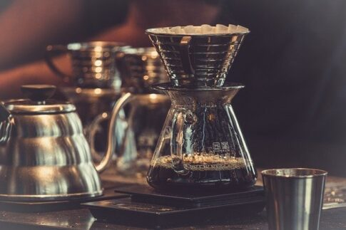 Why does coffee make me sleepy, pour over coffee