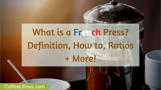 What is a French press, thumbnail