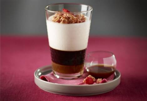 How to Make a Macchiato, Nespresso Granola Macchiato drink