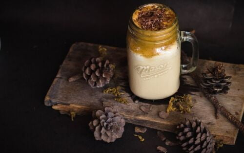 Why and How to Use Heavy Whipping Cream for Coffee, dalgona coffee