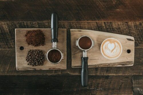 How long does coffee with milk or cream last in the fridge, coffee beans and a cup of milk