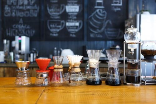 Best Coffee Maker Under 100, different types of coffee makers